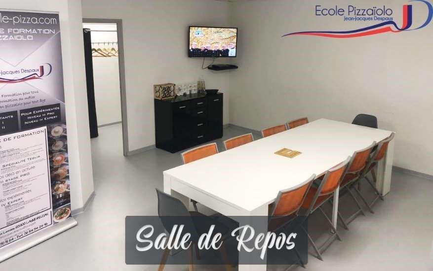 photos salles Ecole Pizzaïolos Jean-Jacques DESPAUX.